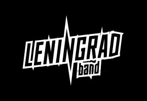 Флаг группы Ленинград