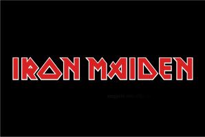 Флаг группы Iron Maiden