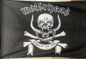 Флаг группы Motörhead