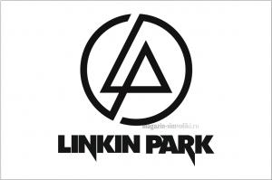 Флаг группы Linkin Park
