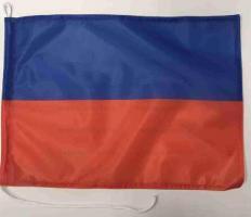 Флаг международного свода сигнала Е Эхо (Echo)