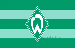 Флаг ФК Вердер