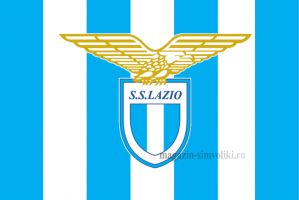 Флаг ФК Лацио