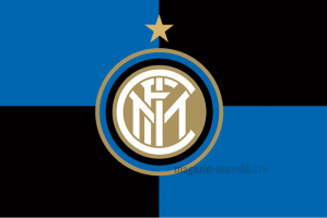 Флаг ФК Интер