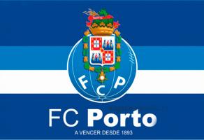 Флаг ФК Порту