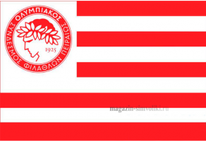 Флаг ФК Олимпиакос