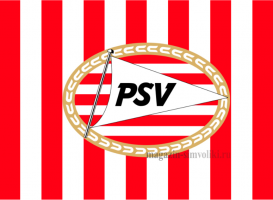 Флаг ФК ПСВ