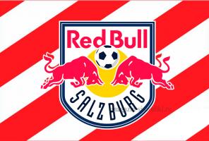 Флаг ФК Рэд Булл Зальцбург