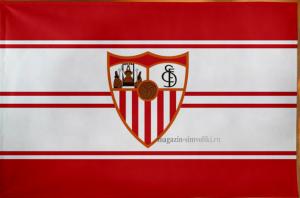 Флаг ФК Севилья