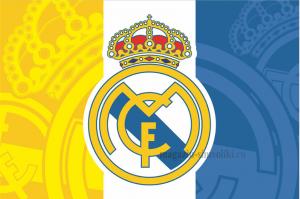 Флаг ФК Реал Мадрид