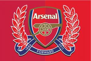Флаг ФК Арсенал3