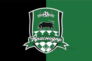 Флаг ФК Краснодар