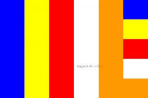 Буддийский флаг