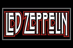 Флаг группы Led Zeppelin