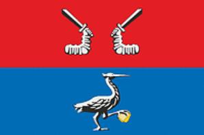 Флаг Приозерского района Ленинградской области