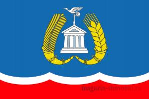 Флаг Гатчинского муниципального района Ленинградской области