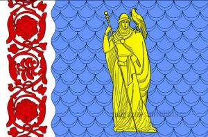 Флаг Сланцевского муниципального района Ленинградской области