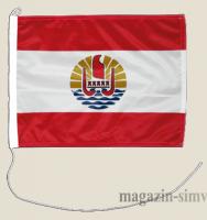 Флаг Французской Полинезии на яхту