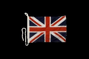 Флаг Великобритании на яхту