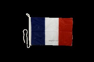 Флаг Франции на яхту