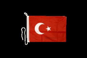 Флаг Турции на яхту