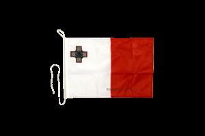 Флаг Мальты на яхту