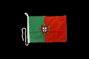 Флаг Португалии на яхту