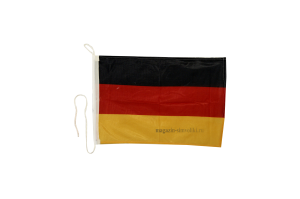Флаг Германии на яхту