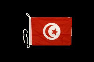 Флаг Туниса на яхту