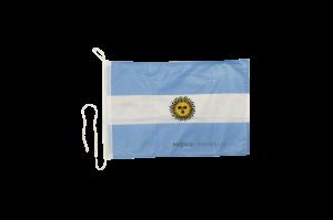 Флаг Аргентины на яхту