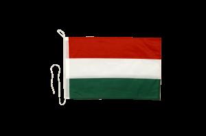 Флаг Венгрии на яхту