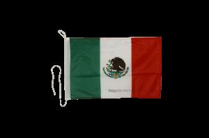 Флаг Мексики на яхту