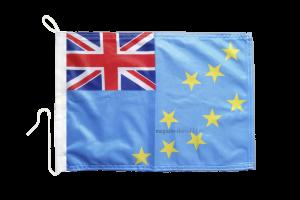 Флаг Тувалу на яхту