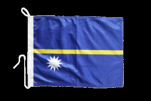 Флаг Науру на яхту