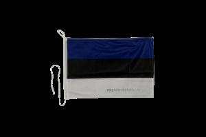 Флаг Эстонии на яхту