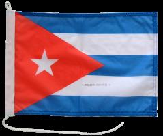 Флаг Кубы на яхту