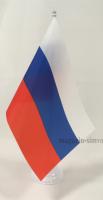 Флаг России настольный на подставке