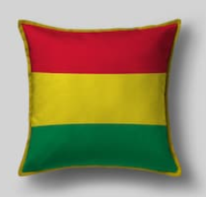 Подушка с флагом Боливии