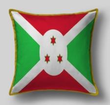 Подушка с флагом Бурунди