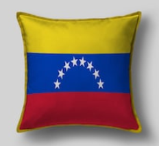 Подушка с флагом Венесуэлы