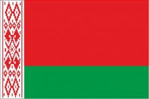 Флаг Белоруссии двусторонний