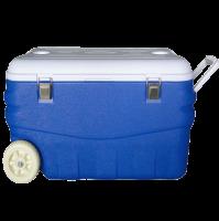 Изотермический контейнер (термобокс) Арктика (80 л.), синий