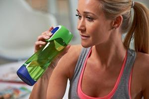 Бутылка спортивная Contigo Swish (0,5 литра), салатовая