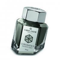 Carandache Чернила (флакон), серые (Infinite Grey), 50 мл