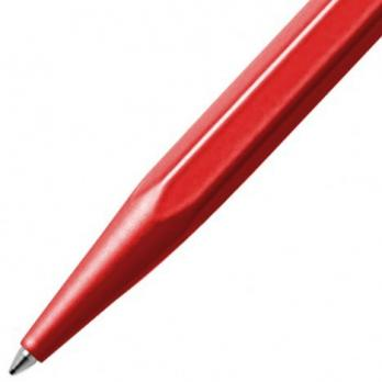 Carandache Office 849 Classic - Red, шариковая ручка, M
