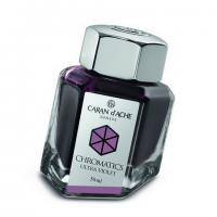 Carandache Чернила (флакон), фиолетовые (Ultra Violet), 50 мл