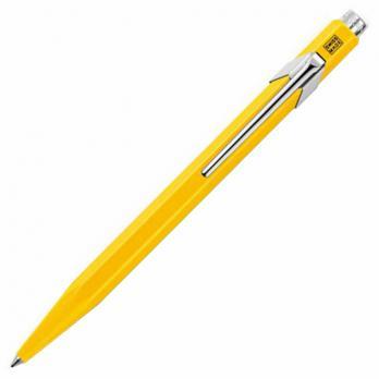 Carandache Office 849 Classic - Yellow, шариковая ручка, M, без упаковки