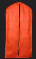 Чехол - сумка для одежды, 60х127 см., белый