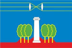 Флаг Красногорска