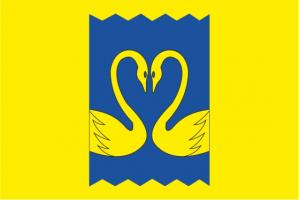 Флаг Кузьминок(район г. Москвы)